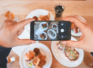 Tips to take a good food picture